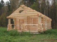 Дом и баня Ромашки