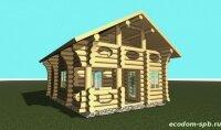 №4 - Дом с баней 94м2